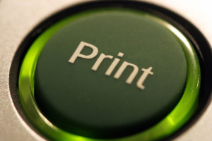 Print, Copy and Scan